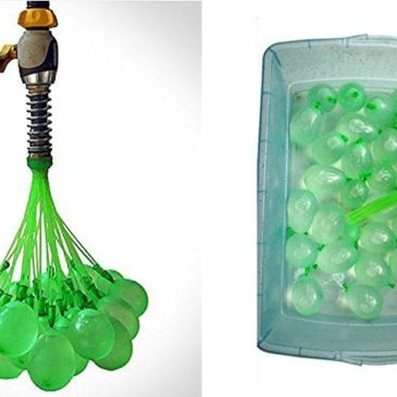 Self Tying Water Balloons