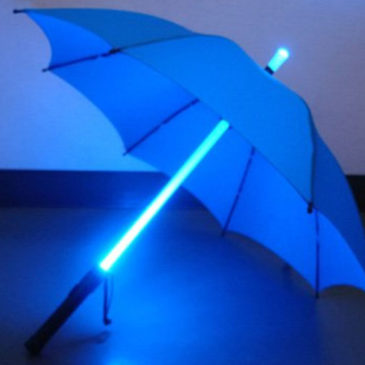 Star Wars LED Lightsaber Umbrella