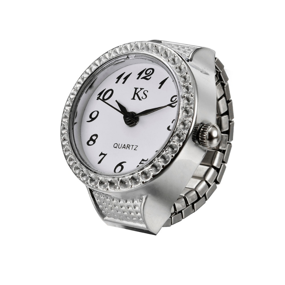 finger watch ring